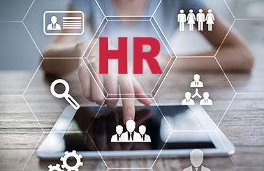 Digitale Verwaltung für HR Services